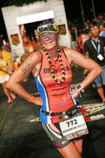 Katherine Kelly Lang - Ironman Kona